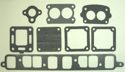 MerCruiser Exhaust Manifold Gasket Set,MC47-27-53354A1