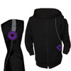 Personalized Boppin' 2 the Beatz Headphone Hoodie