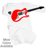 Guitar Playing Baby Gown