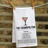 In Fine Spirits Kitchen Towel: Cosmopolitan