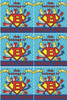 Personalized Belongs To Stickers: U-R-A Hero Red