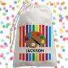Personalized Party Favor Bag: Arty Party