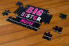 Personalized Party Time Big Sister Puzzle