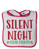 Silent Night Bib