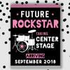 Future Rockstar Pregnancy Announcement Sign