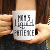 Personalized Liquid Patience Mug