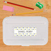 Personalized Name Labels: Mod Dots