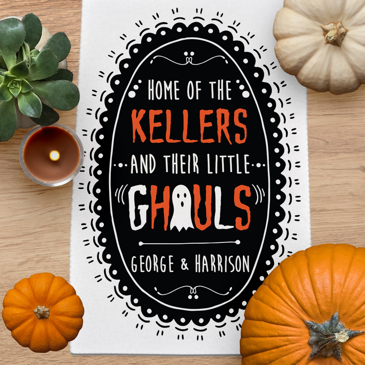 Halloween Gifts for Home | Personalized Family Halloween Gifts ...