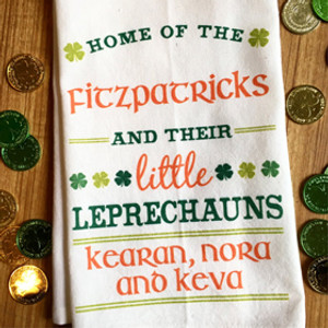 St Patrick's Day Home Gifts