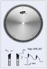 """LH184 10"""" Chip Free Melamine Blade"""