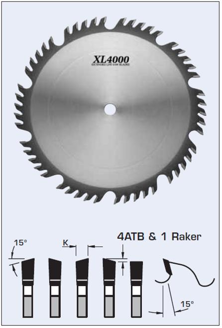 "S55225 9"" Combination/Planer Blade"
