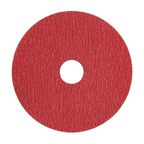 XF870 4-1/2 x 7/8 36 grit Ceramic Alumina Sanding Disc-VSM (100 pack)