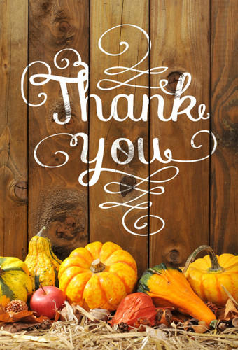 Thank You Postcards - Pack of 25