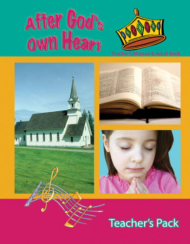 After God's Own Heart - Teacher's Pack