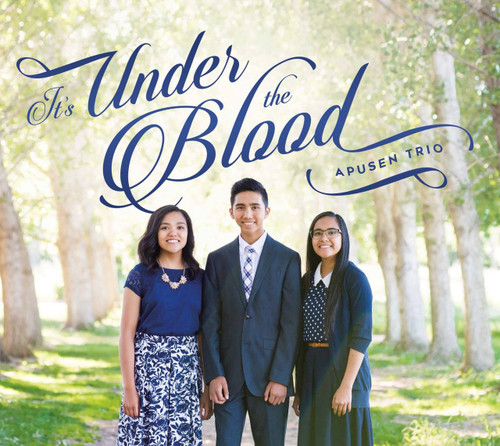It's Under the Blood- Apusen Trio