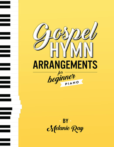 Gospel Hymn Arrangements for Beginner Piano