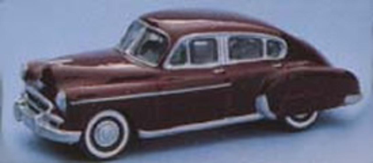 1950 Chevrolet 4 door Fleetline Deluxe Kit