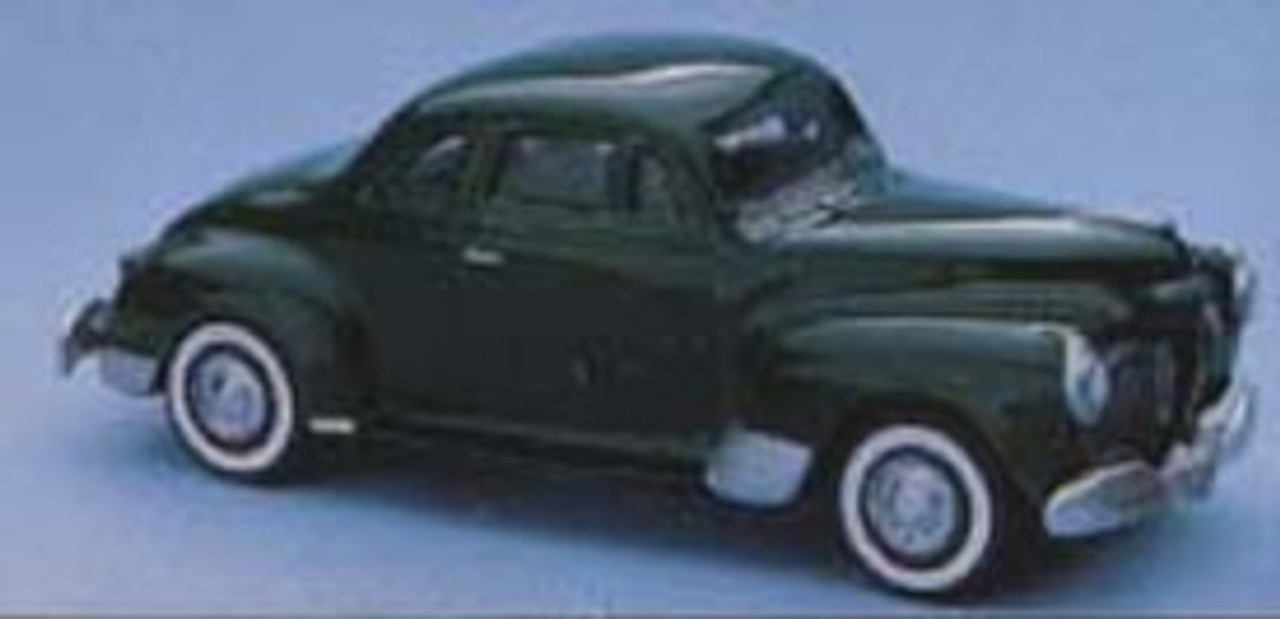 1941 Plymouth Coupe Kit with Engine