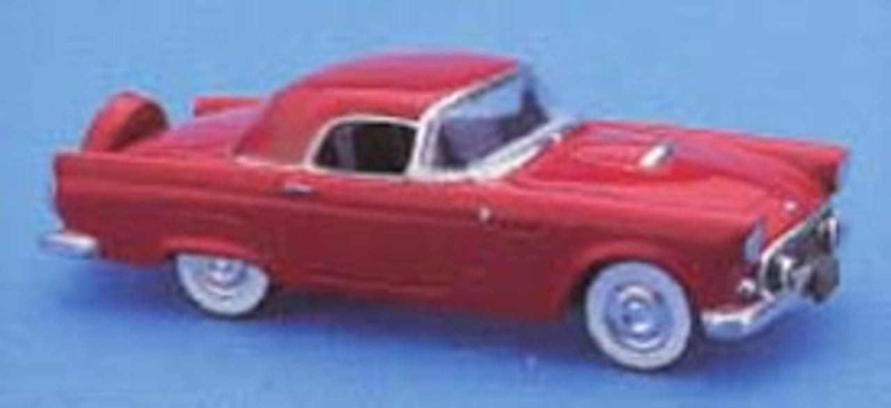 1956 Ford Thunderbird without Porthole Kit