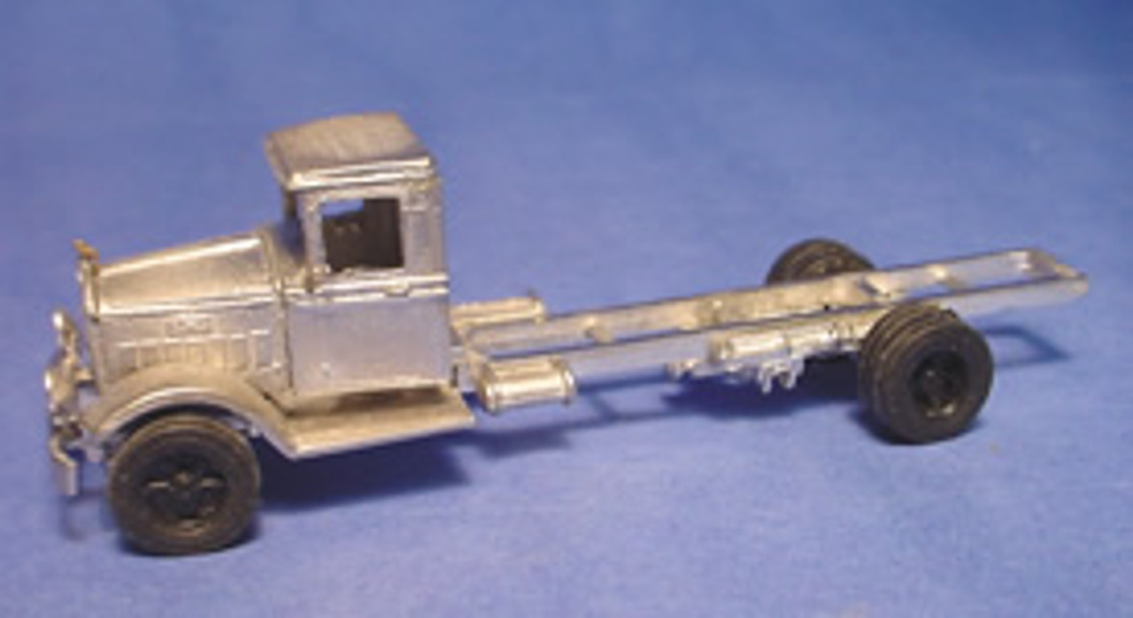 1932 Mack BM / BQ Tractor Truck Kit