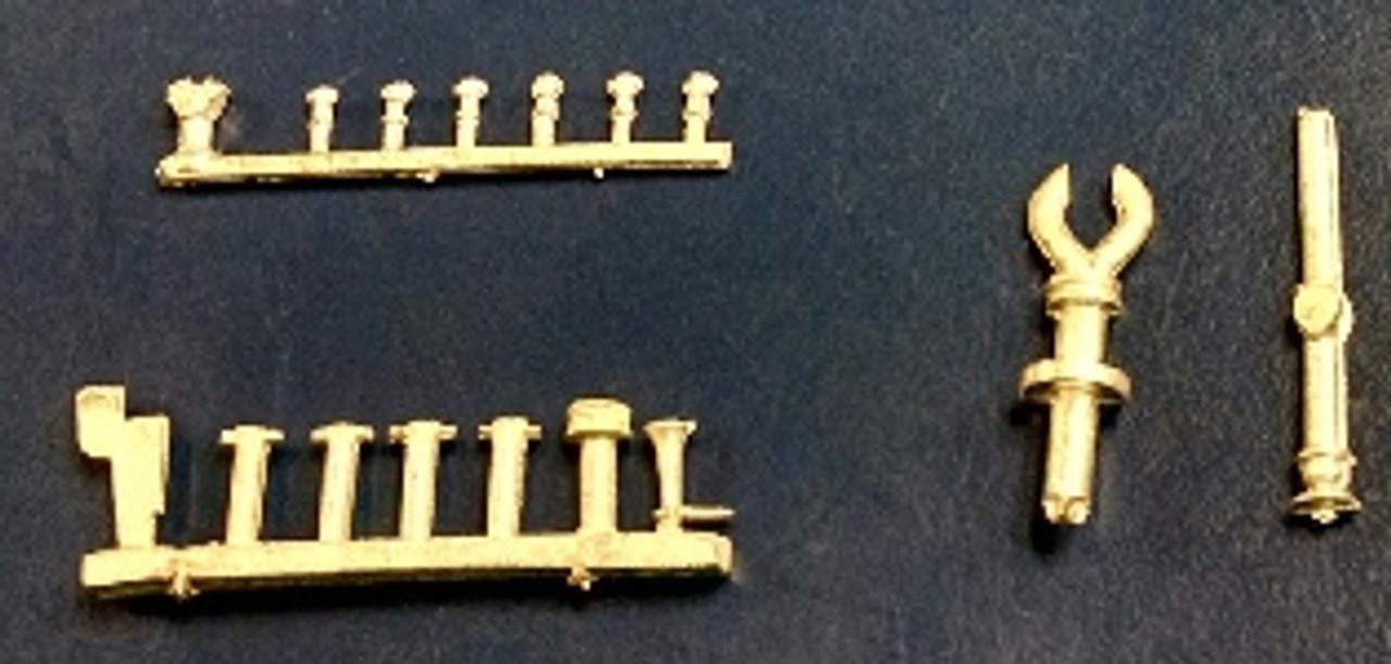Super Detail Kit #2 for any Firetruck