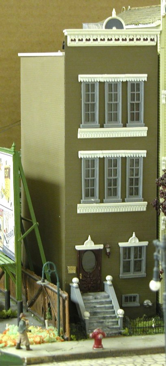 New York Brownstone Apartment Super Kit