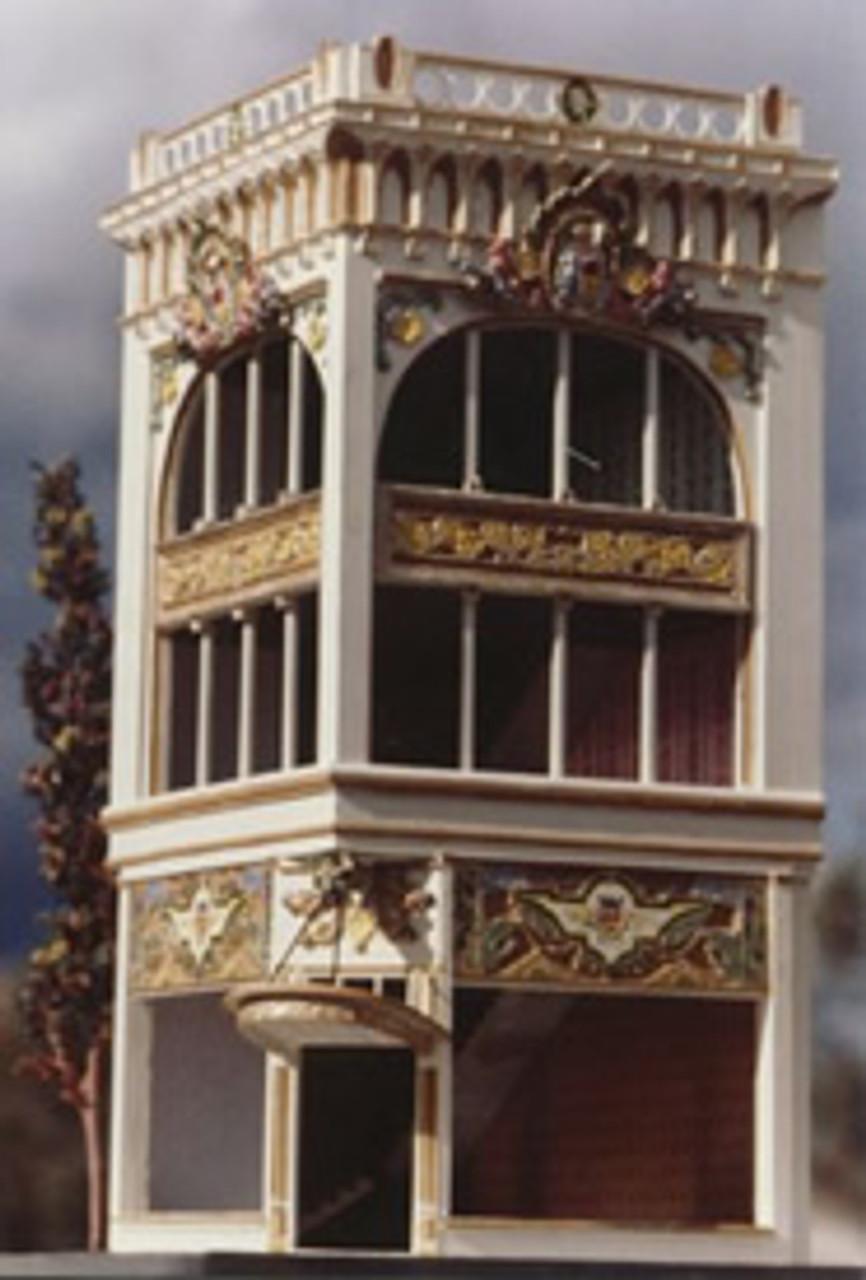 San Francisco Office Building False Front  Kit