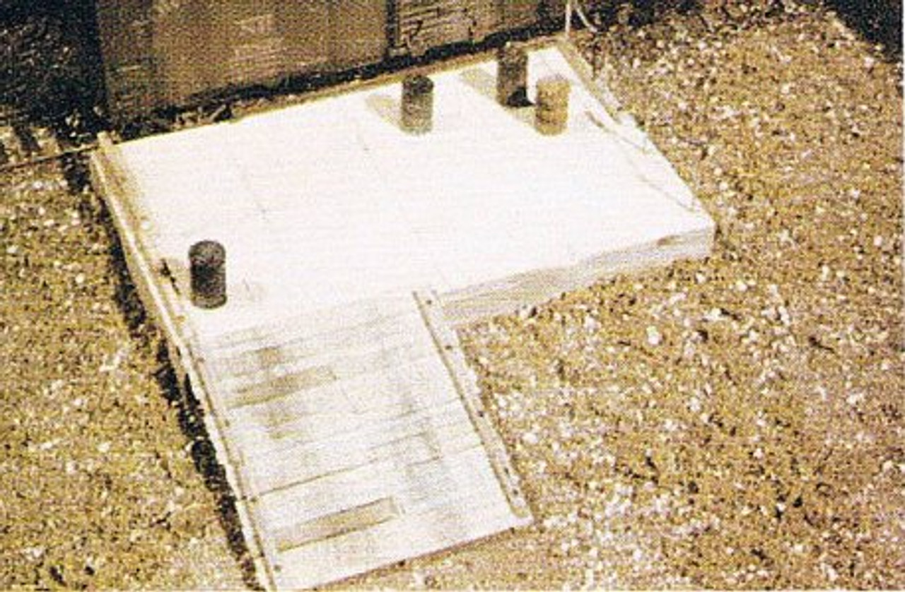 Concrete Loading Dock Kit