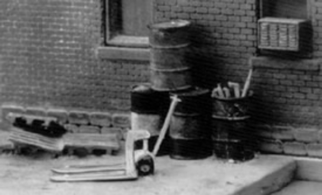 1000 lb. Hydraulic Pallet Jack Kit