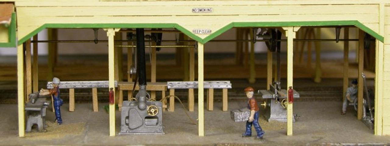 Lumber Company Machinery