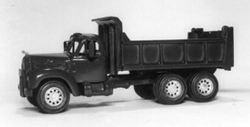 1953-64 Mack B42 / B61 Truck with 11 ft Thiele Low Side Dump Body Kit