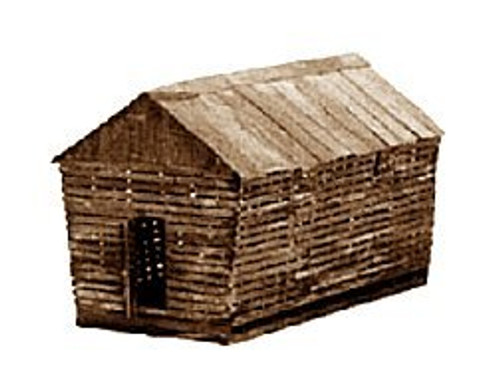 Country Corn Crib Kit