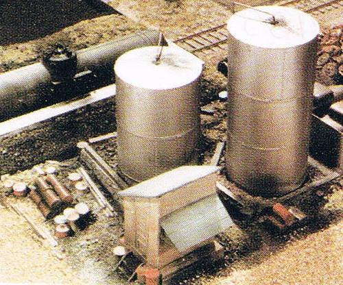 Oil Tank Storage Facility Kit