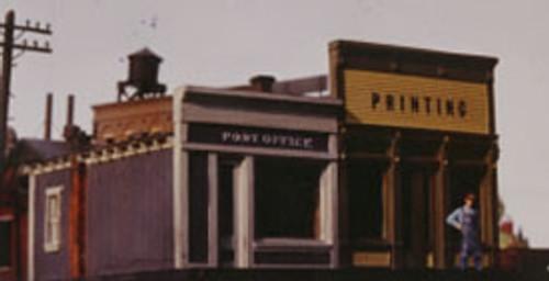 Post Office & Print Shop KIt