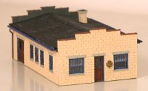 Birthplace of Model Railroader Kit