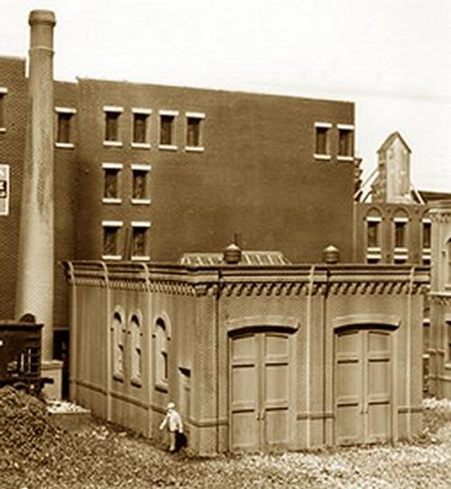 Edison Street Electric Powerhouse
