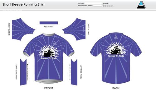 Tucson Short Sleeve Running Shirt