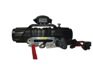 10,000 lbs. XRS-Series Winch, Synthetic Rope with Aluminum Hawse