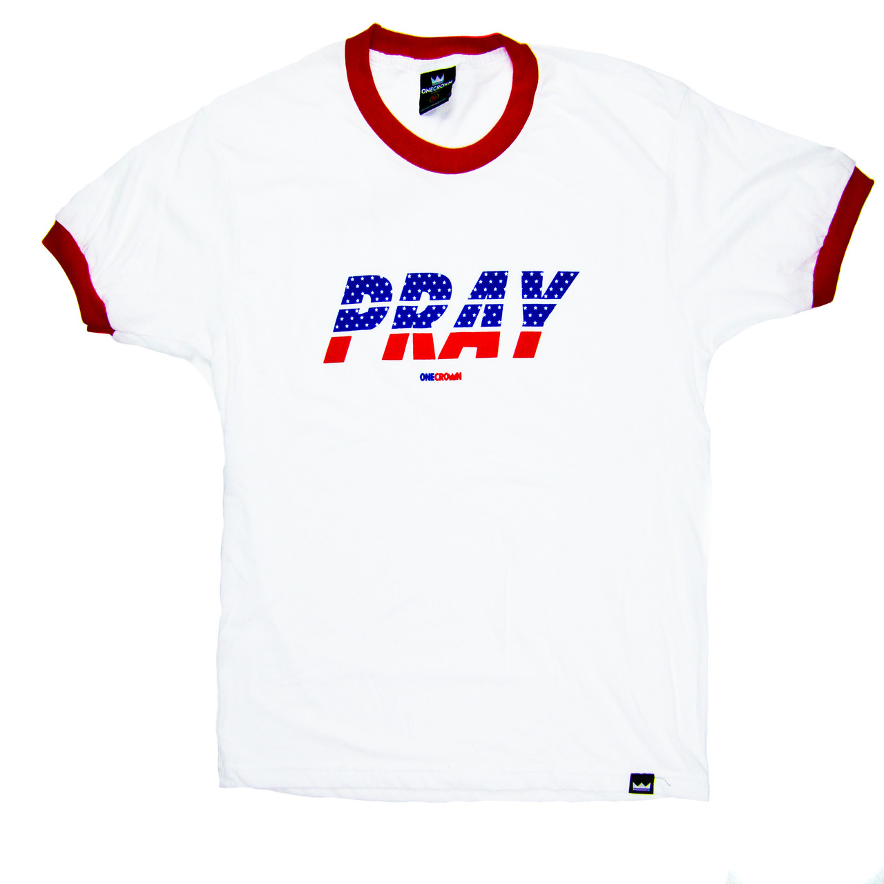 PRAY USA Tee
