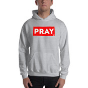 PRAY Box Hoodie - Sweatshirt