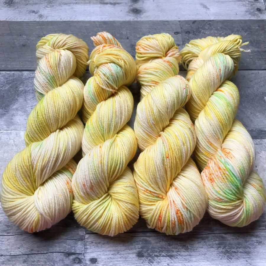 """""""Mojito"""" Hand Dyed Expedition DK Yarn"""