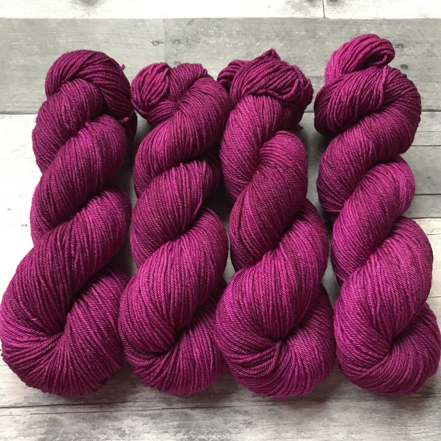 """""""Verve"""" Hand Dyed Expedition DK Yarn"""