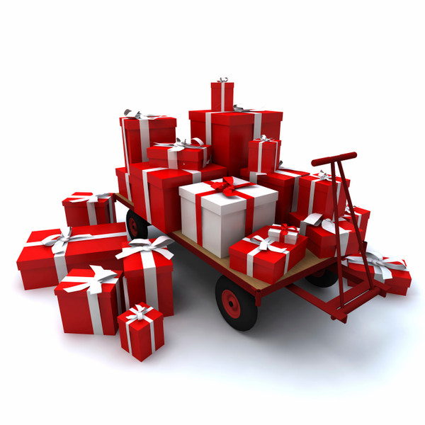 Holiday shipping service
