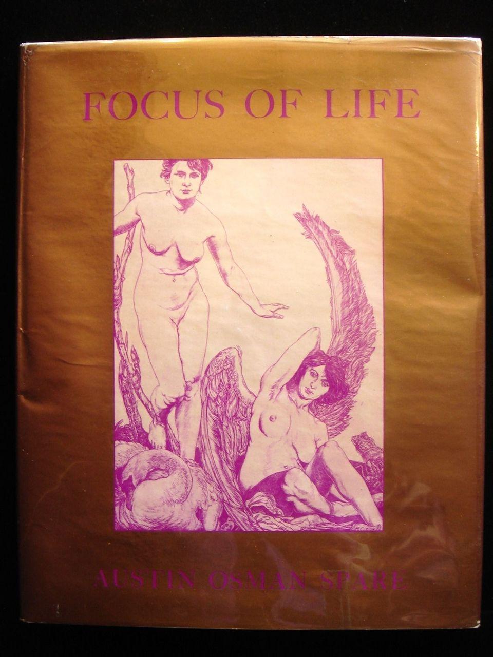 FOCUS ON LIFE Austin Osman Spare 1975 Occult Chaos Magic Eros Art DJ Limited Ed