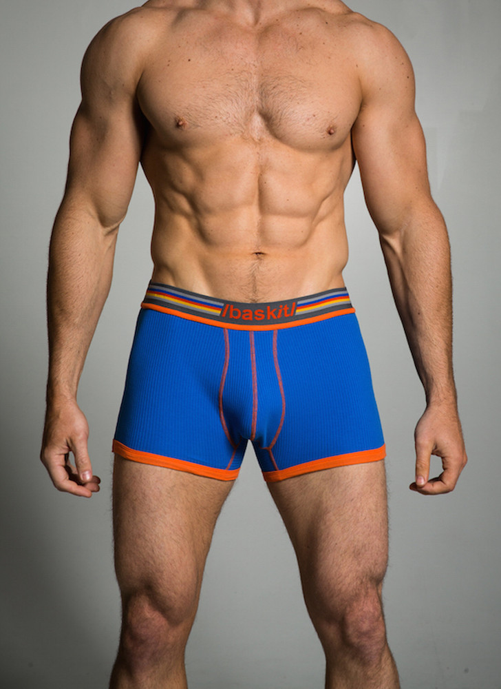 """The Ribbed Collection provides great style and support while leaving you a bit """"free"""" and less constricted due to the elasticity of the ribbed fabric construction."""