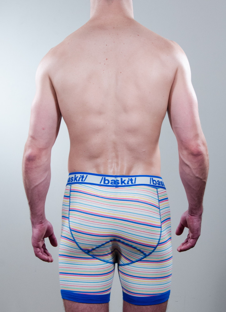 Wild Stripes Boxer Brief