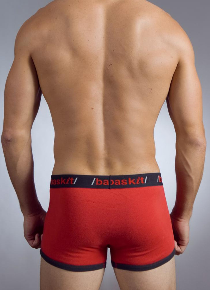 Lower waistband in great contrasting color combinations allows you to show off a little more of yourself while keeping it all together