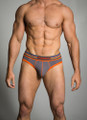 50% Jock, 50% Brief, 100% Original.  The /baskit/ JockBrief is the original, try it in a comfortable cotton Ribbed fabric.