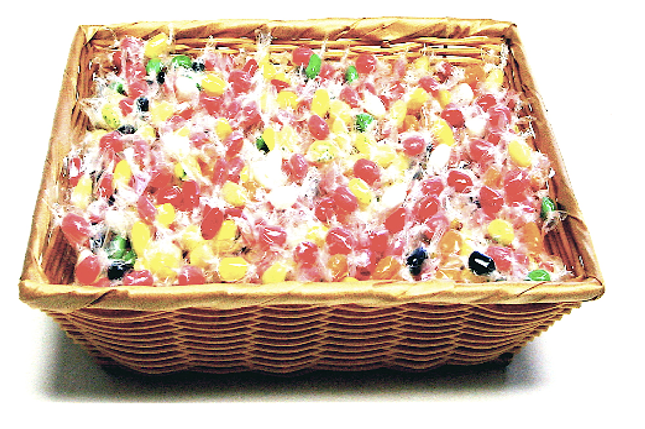 Sugar free jelly bean gift basket jelly belly jelly belly jelly bean gift basket negle Images