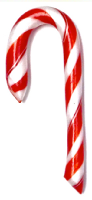 Sugar Free Peppermint Candy Cane